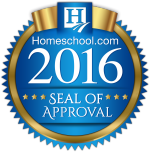 Homeschool.com 2016 Seal of Approval