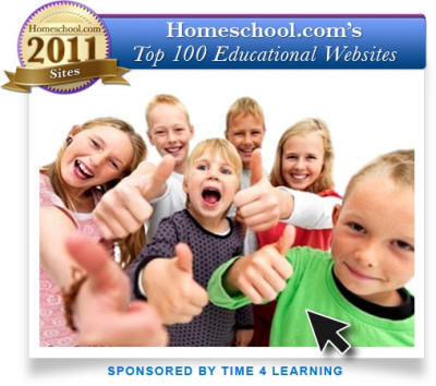 Homeschool.com's Top 100 Educational Websites for 2011