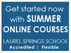Get started now with Summer Online Courses