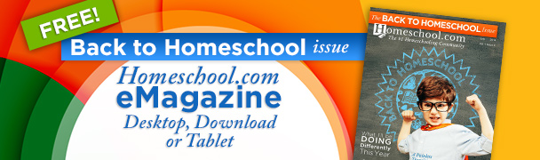 Back to Homeschool Magazine