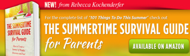 Summertime Survival Guide for Parents