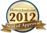 Homeschool.com 2012 Seal of Approval