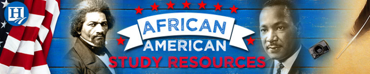 African American History Study Resources