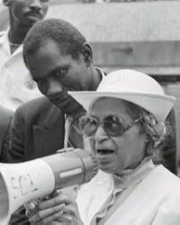 Rosa Parks Activist