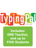 SAVE UP TO 46% on Typing Pal