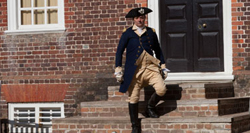 George Washington at Wythe House