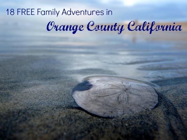 18 Free Family Adventures in Orange County, CA