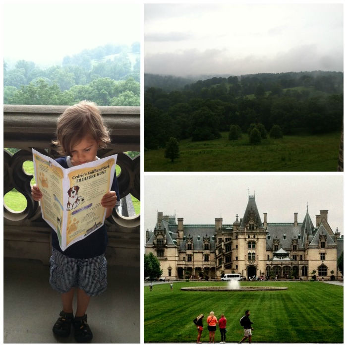 Treasure Hunt Biltmore Kids