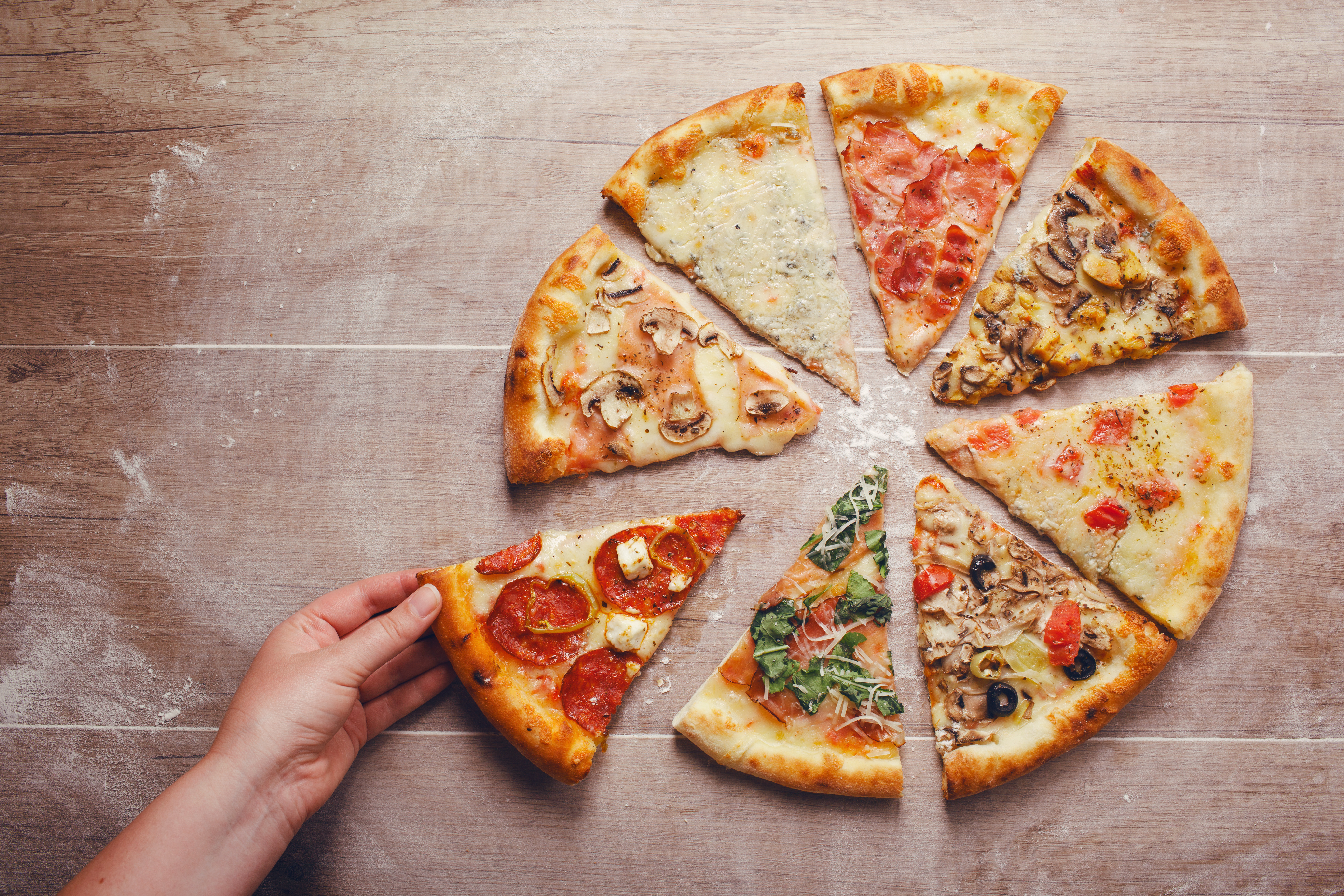 Cook up some fun with pizza math and science activities!