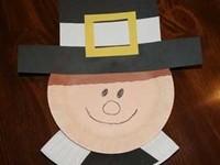 paper-plate-pilgrim-boy