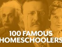 100-famous-homeschoolers