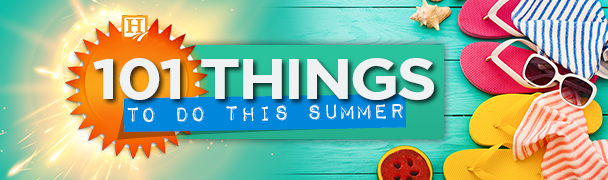 101 Things to do This Summer