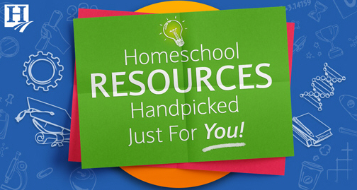 Homeschool Resources Hand Picked for You