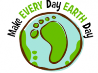 Earth Day, Every Day graphic