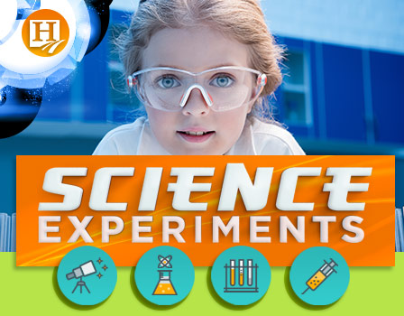 DIY projects can help you infuse science into your homeschooling day!