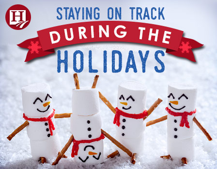 Staying On Track During the Holidays