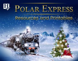 Polar Express Mini Unit Study - Homeschool.com
