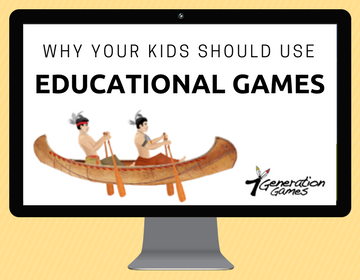 Why Your Kids Should Use Educational Games