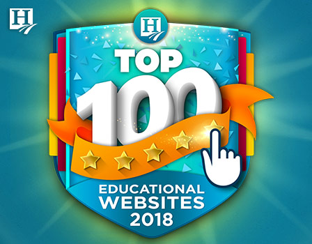 Top 100 Educational Websites 2018