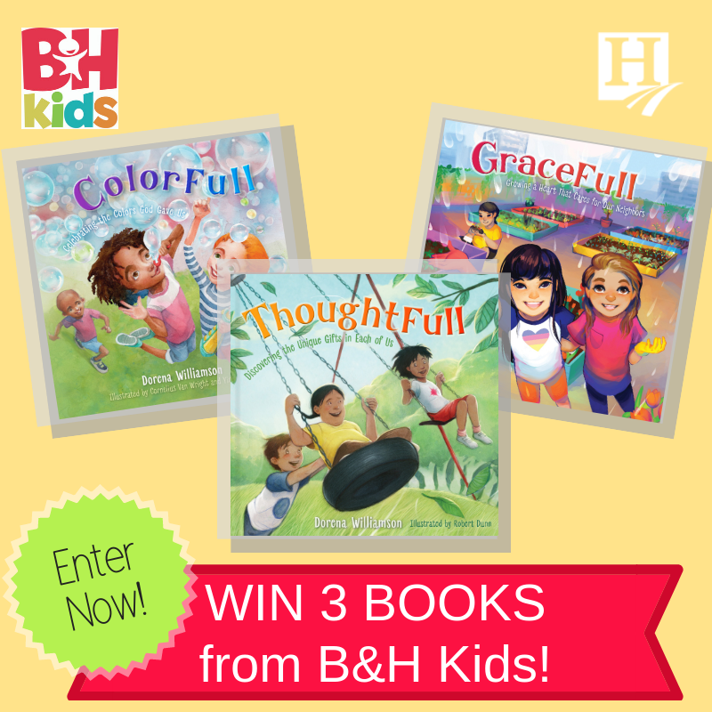 B&H kids book giveaway