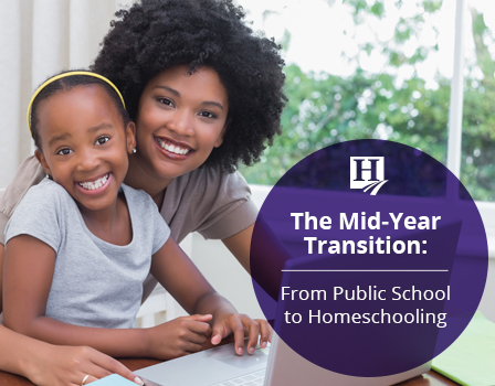 The Mid Year Transition: From Public School to Homeschool