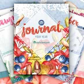Homeschool Journal Printable Pack