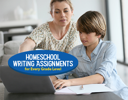 Homeschool Writing Assignments
