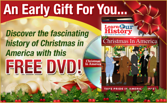 Click Here To See Your FREE Christmas DVD!