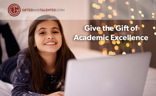 give the gift of academic excellence