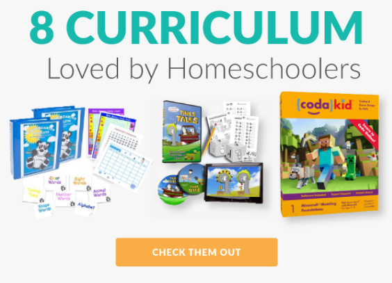 8 Curriculums Loved by Homeschoolers