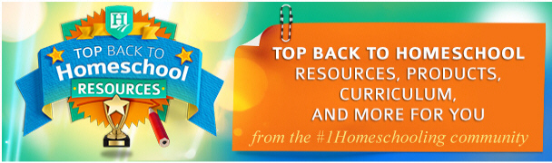 Back to Homeschool Resources Awards