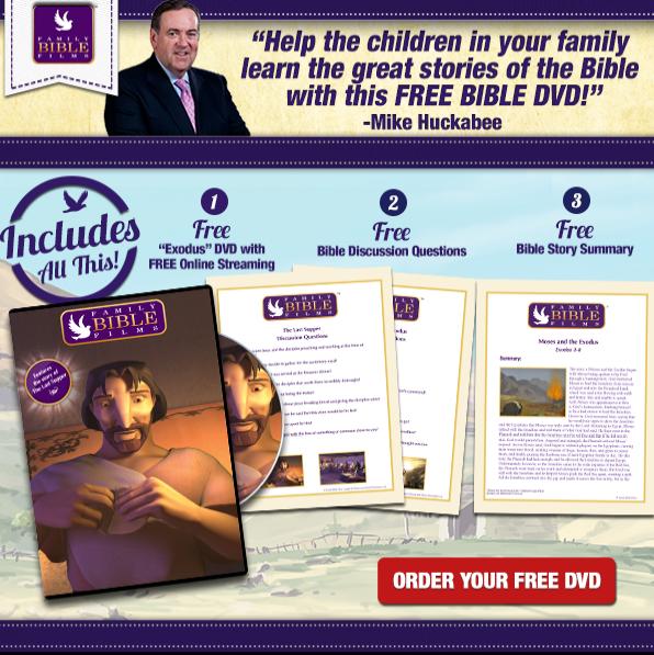 Free Bible DVD for Homeschoolers!   Homeschool com