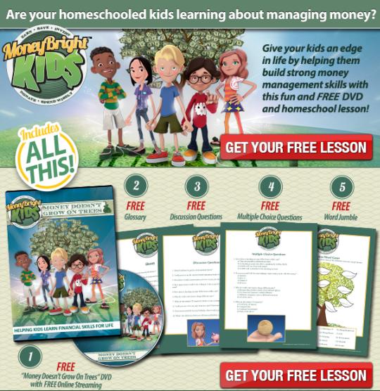 Get a free money lesson!