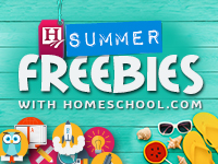 Summer Freebies with Homeschool.com
