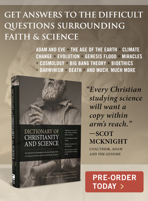 Get answers to the difficult questions surrounding faith & science