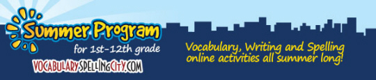 VocabularySpellingCity.com