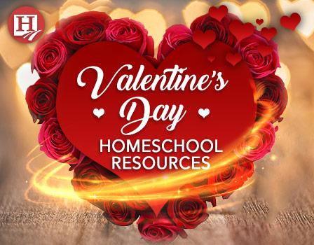 Free Valentine S Day Mini Unit Study Homeschool Com