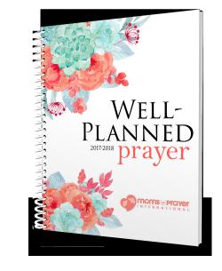 Well Planned Prayer