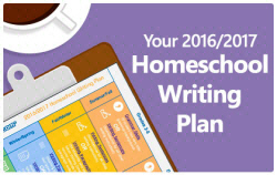 Homeschool Writing Plan
