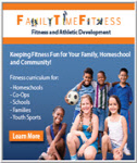 SAVE UP TO 50% on Family Time Fitness