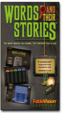 SAVE 93% on Words and Their Stories