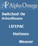 SAVE 10% + FREE SHIPPING + BONUS SMARTPOINTS on Alpha Omega Publications