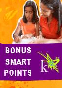 BONUS SMARTPOINTS on K12 Bonus