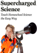 SAVE UP TO 45% on Supercharged Science