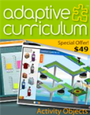 SAVE 60% on Adaptive Curriculum