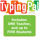 SAVE 46% on Typing Pal