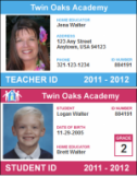 FREE!!! on Homeschool ID Card