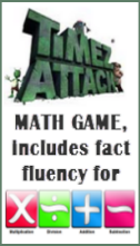 SAVE 20% on Timez Attack from Big Brainz