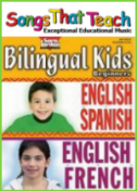 SAVE UP TO 62% on Sara Jordan Bilingual Kid Series