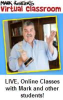 SAVE 70% on Mark Kistler's Virtual Classroom